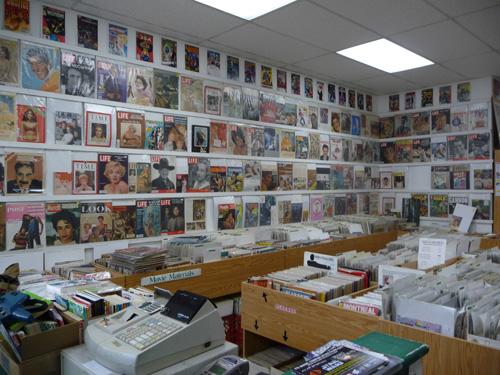 Comics&mags